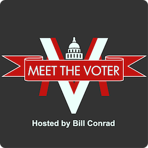 Meet the Voter hosted by Bill Conrad