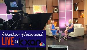 Heather Havenwood Live on Kxan