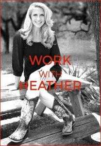 Work with Heather Havenwood