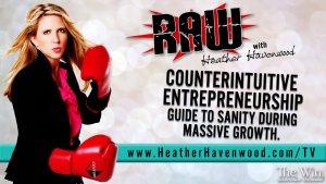 RAWHH14 Counterintuitive The Win Heather Havenwood