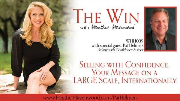 Pat Helmers Heather Havenwood The Win