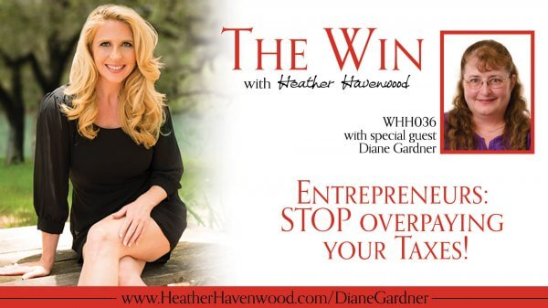 The Win Diane Gardner Heather Havenwood