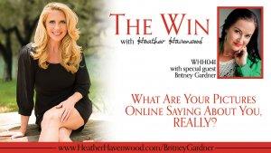 Britney Gardner Heather Havenwood The Win 2017
