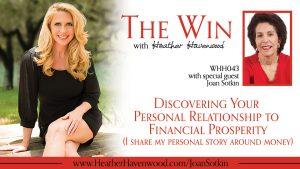 WHH43 Joan Sotkin Heather Havenwood The Win 2017