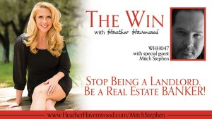 Mitch Stephen The Win Heather Havenwood