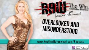 RAWHH24 Overlooked and Misunderstood