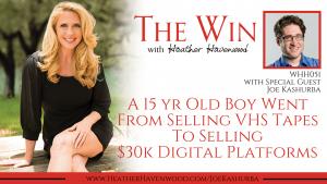WHH51 Joe Kashurba The Win Heather Havenwood