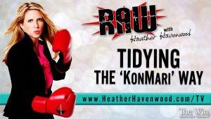 KonMari The Win Heather Havenwood