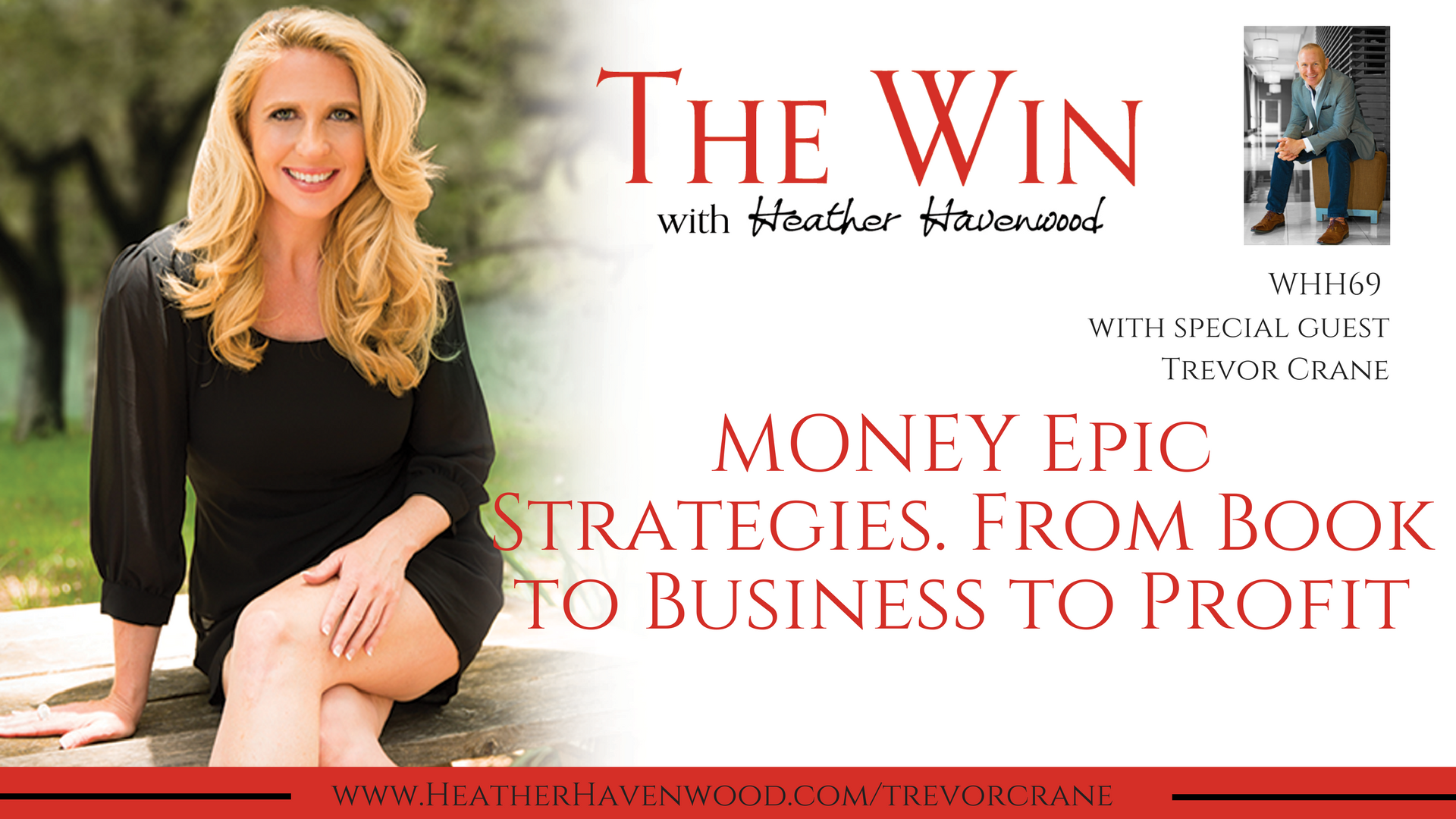 MONEY Epic Strategies. From Book to Business to Profit