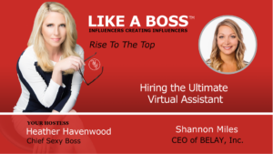 Hiring the Ultimate Virtual Assistant with Shannon Miles