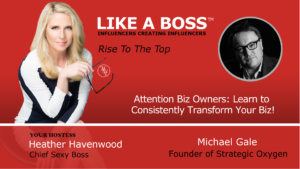 Attention Biz Owners: Learn to Consistently Transform Your Biz!